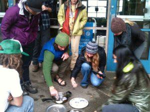 Gap Year: Stove Workshop