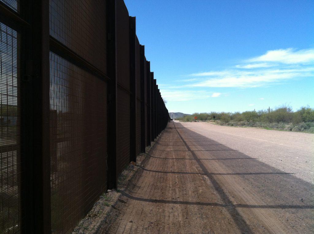 Gap Year: Border Fence