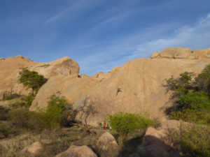 Gap Year: Climbing Cochise Stronghold