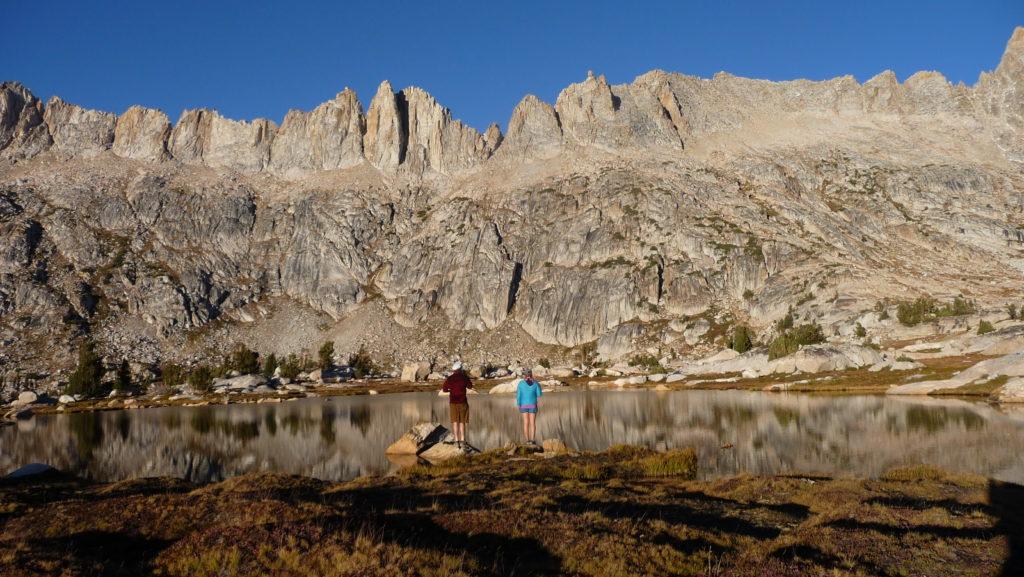 Gap Year: Sawtooth Ridge