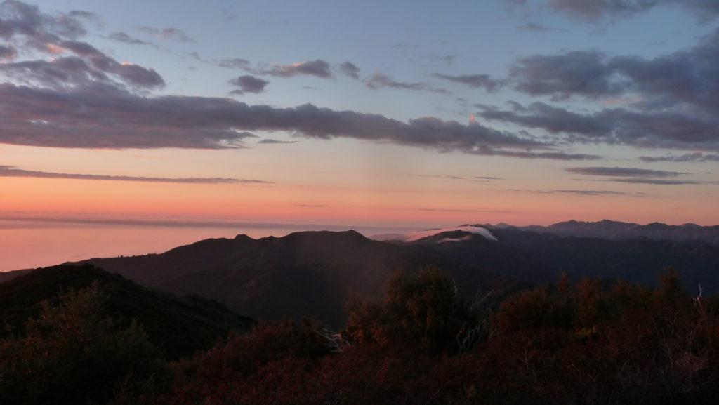 Gap Year: Santa Lucia Mountains