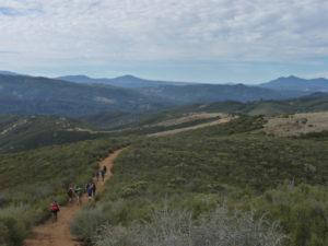 Gap Year: Coast Range Backpacking