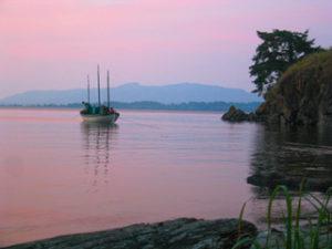 Gap Year: Longboats